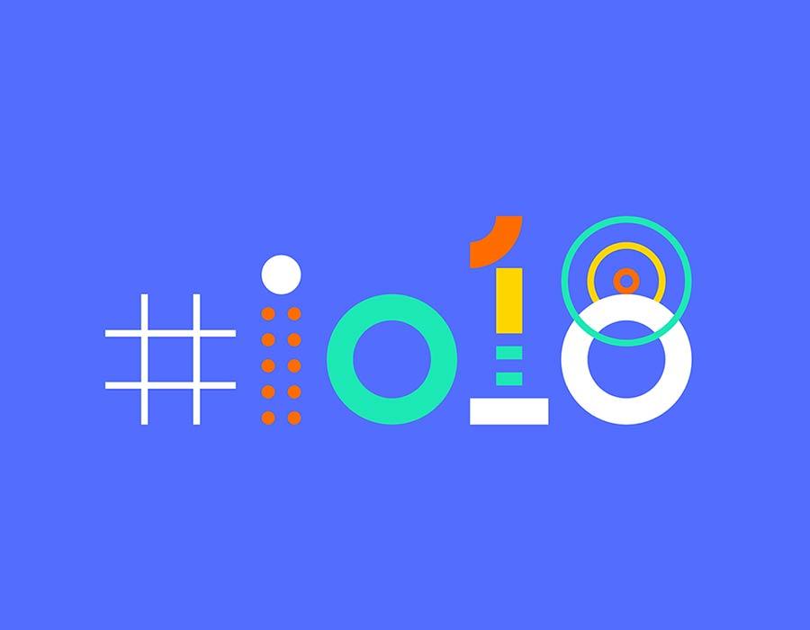 #Google #io18